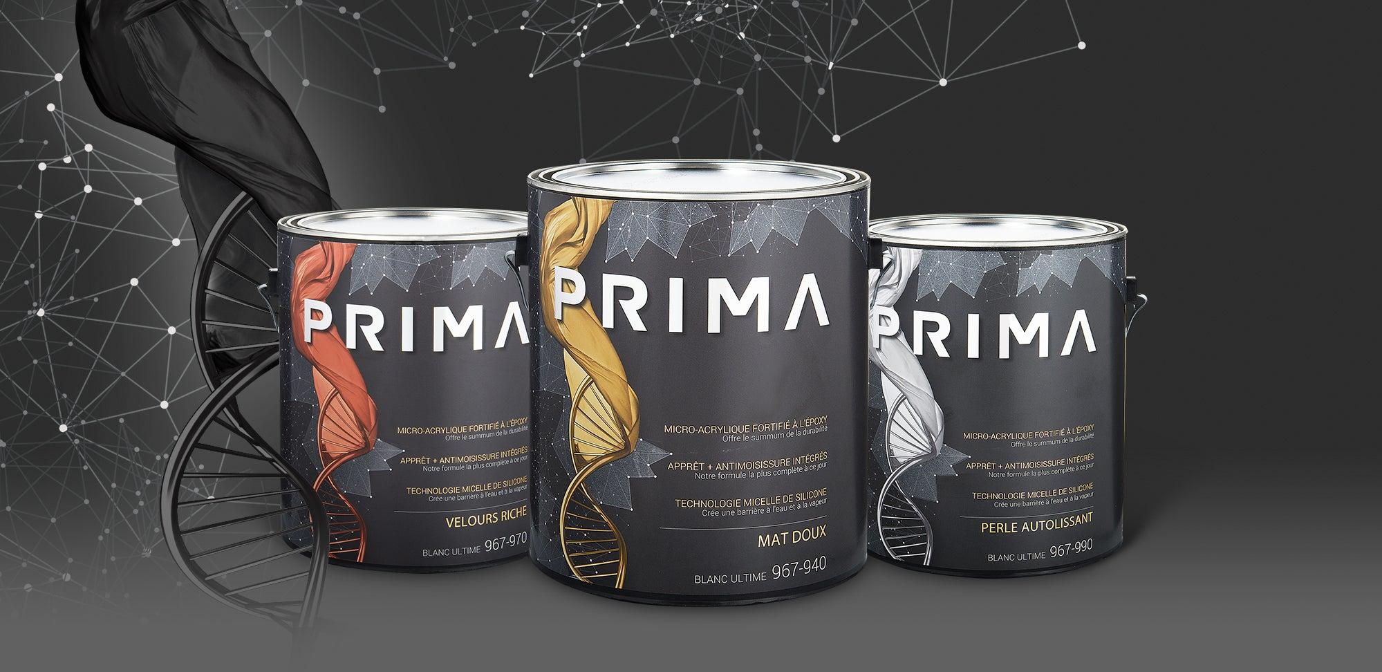 Signé Krôme - Prima